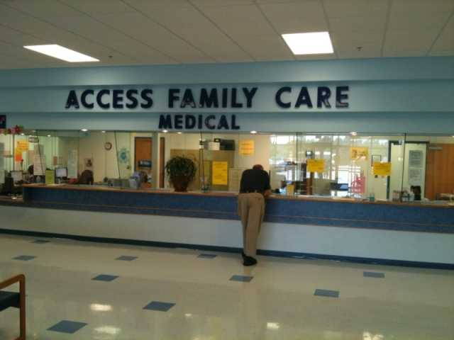 Access Family Care At The Ozar