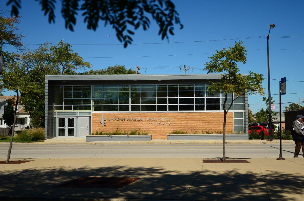 Archer Avenue - Lawndale Christian Health Center