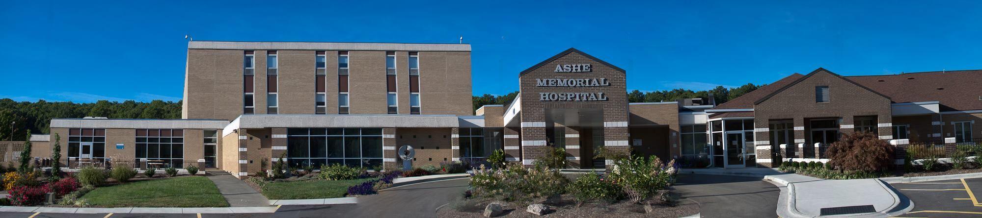 Ashe Memorial Hospital