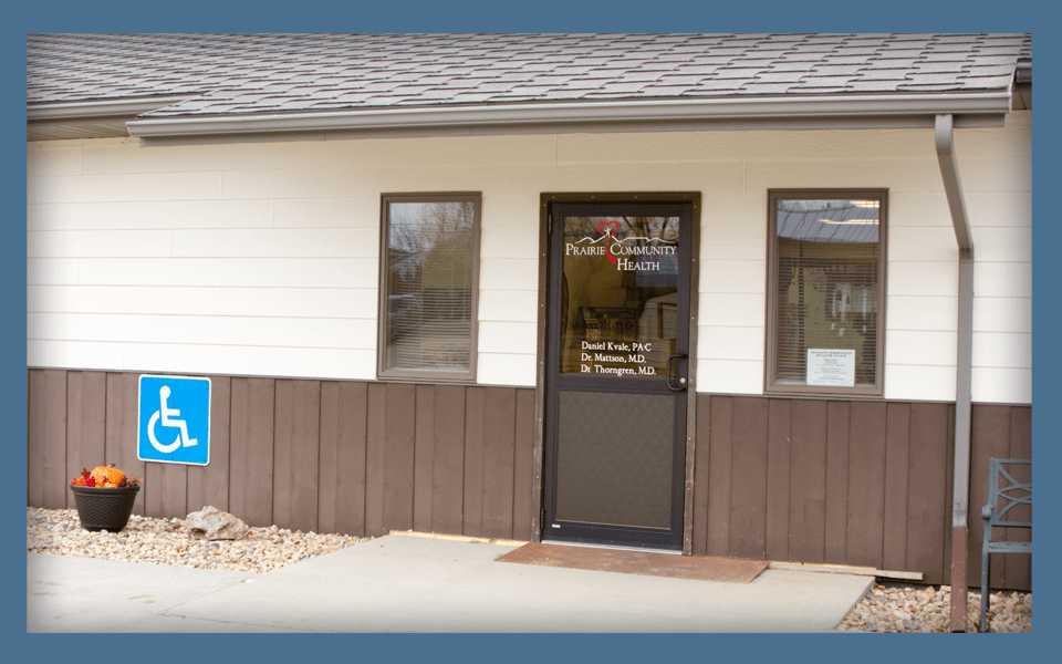 Bison Clinic Prairie Community Health
