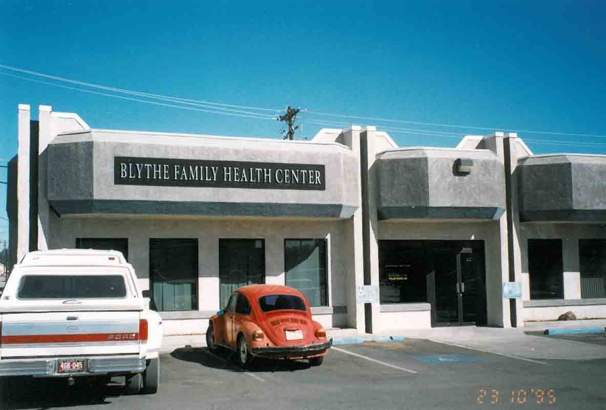 Blythe Health Clinic - Riverside County Health Department