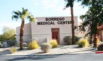 Borrego Community Health Foundation-Borrego Springs
