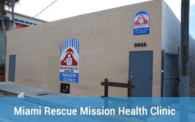 Miami Rescue Mision Health Clinic Hollywood