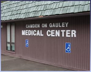 Camden On Gauley Medical Center