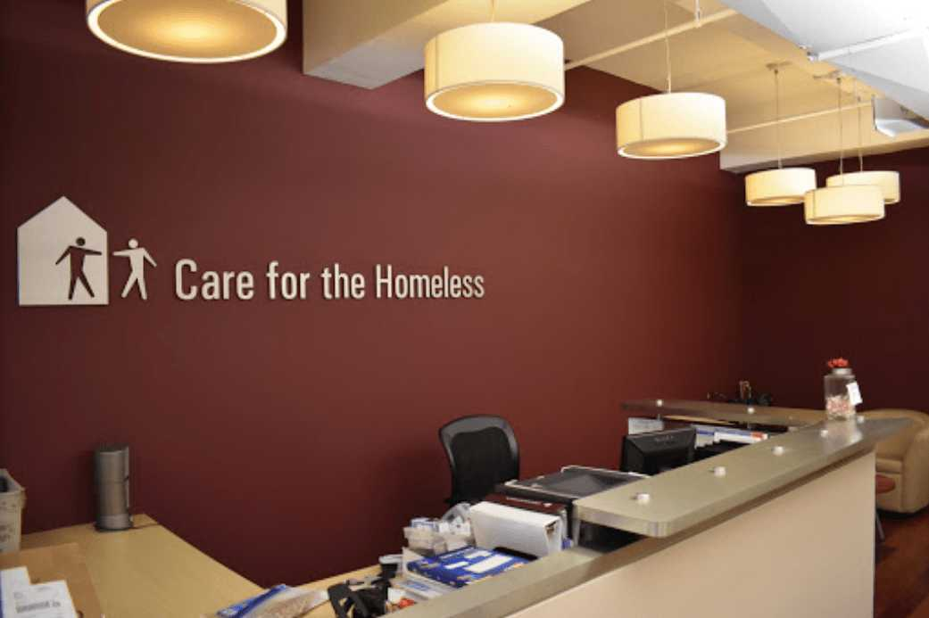 Care For The Homeless