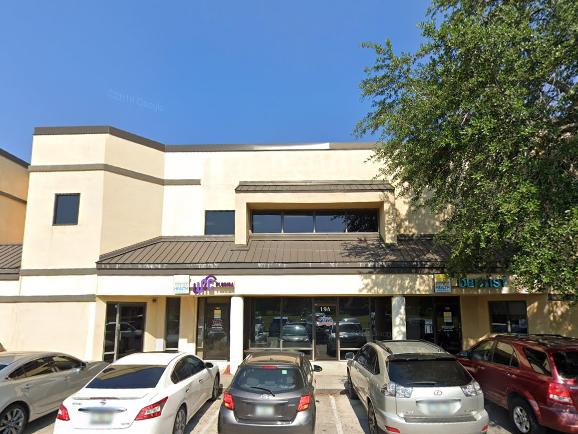 Orange County Public Health Deparment Hoffner Service Center