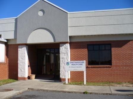 Chattahoochee County Health Department Cusseta