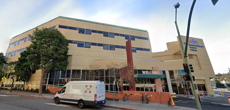 Children's Hospital Medical Center Of Northern Ca