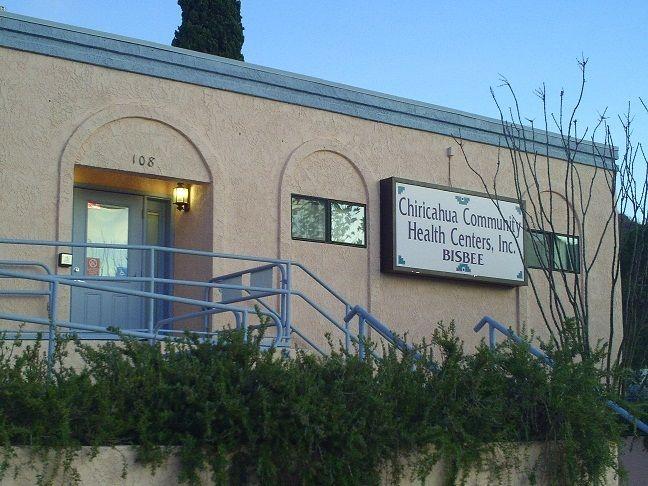 Chiricahua Comm Health Centers In