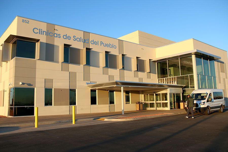 El Centro Health Clinic