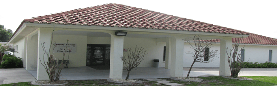Community Care OB/GYN and Chiropractic clinic