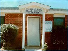 Crescent East Health Center