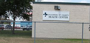 Daughters Of Charity Health Center Metairie