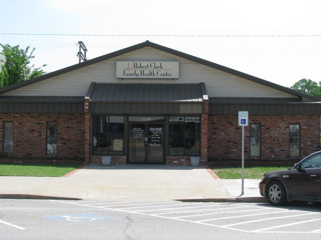 Robert Clark Behavioral Health Center