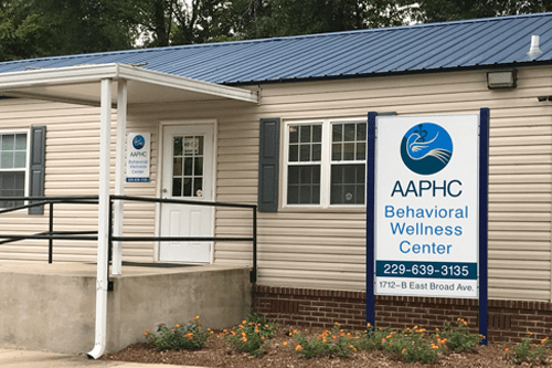 AAPHC Behavioral Wellness Center