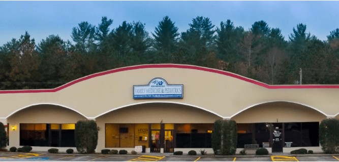Ellijay Clinic - Georgia Mountains Health Services