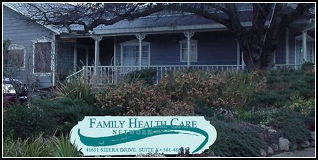 Family Healthcare Network Three Rivers Clinic