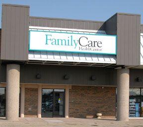 Familycare Healthcenter - Patrick Street Plaza - Kanawha County
