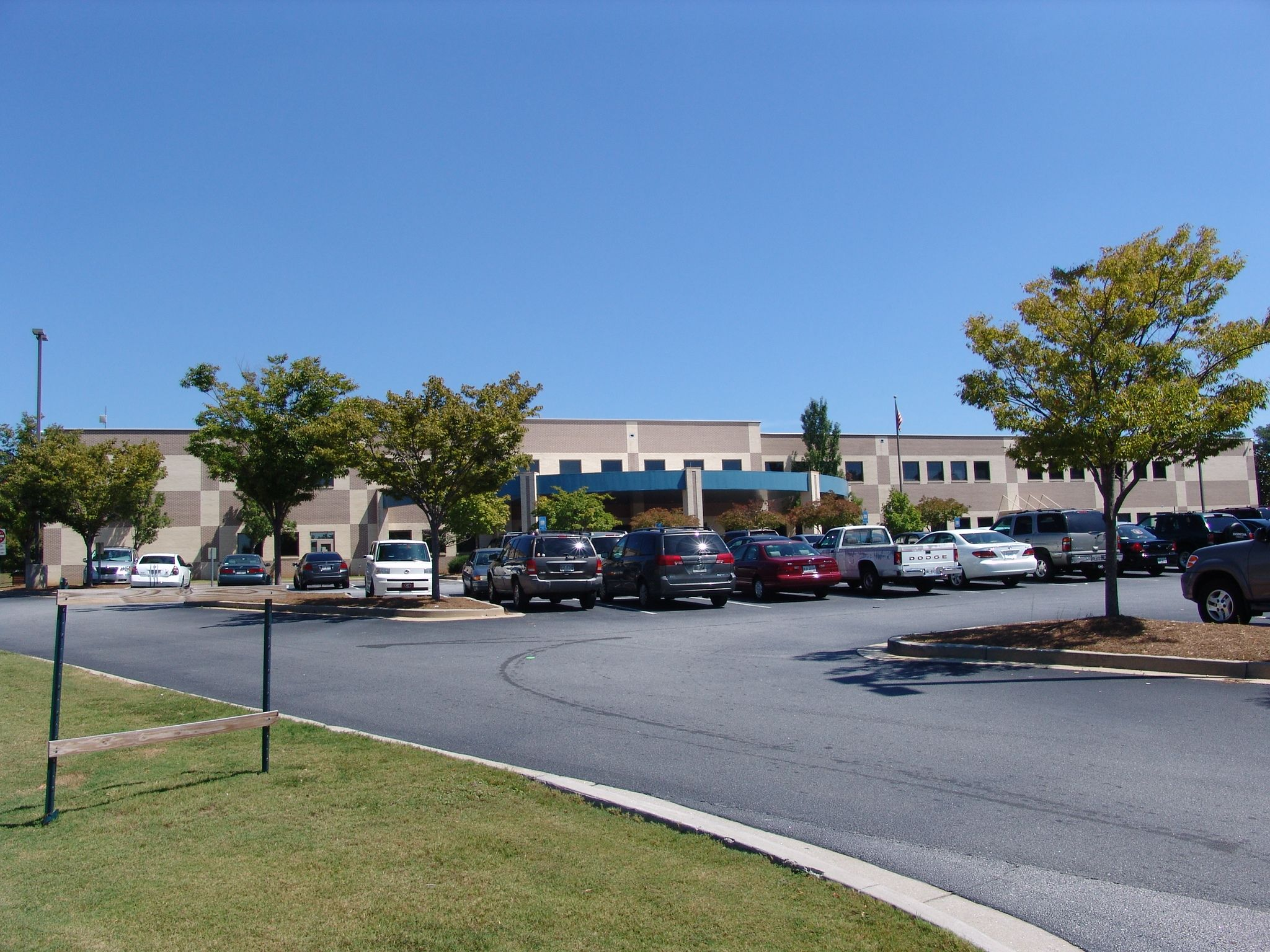 Norcross Health Center - Gwinnett County Public Health Department