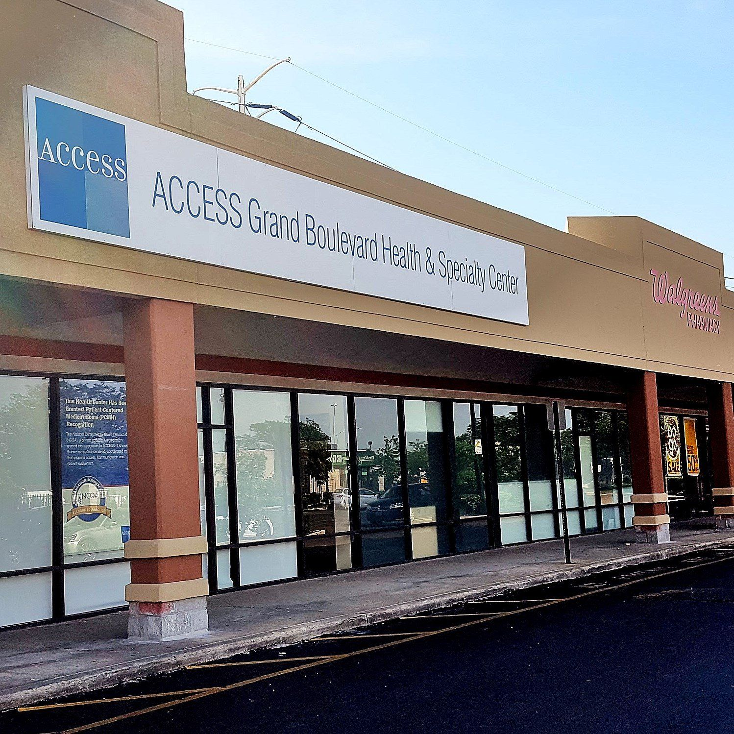 ACCESS Grand Boulevard Health and Specialty Center