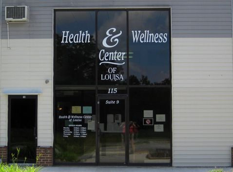 Health And Wellness Center Of Louisa