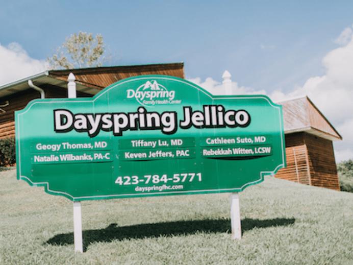 Dayspring Health - Jellico