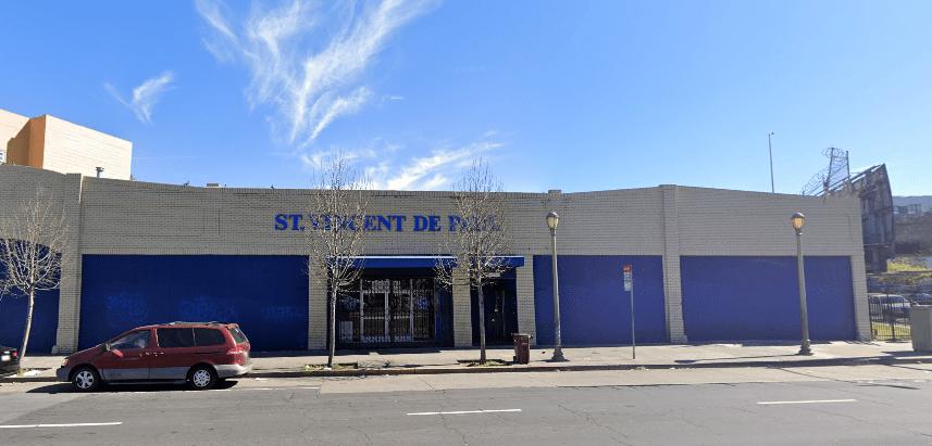 Saint Vincent de Paul - Health Care for the Homeless