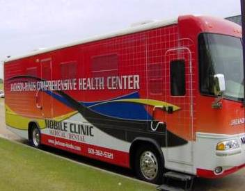 Jackson Hinds Chc Mobile Clinic