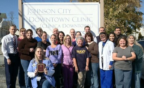 Johnson City Downtown Clinic