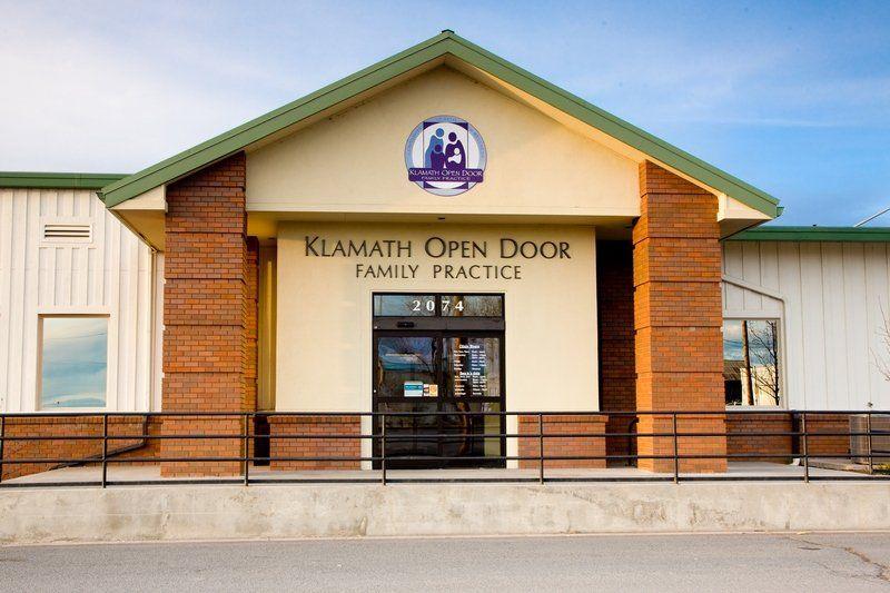 Klamath Open Door