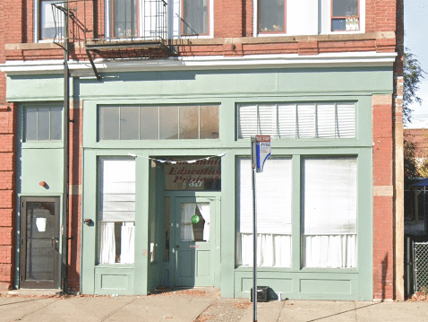 Main Street Shelter