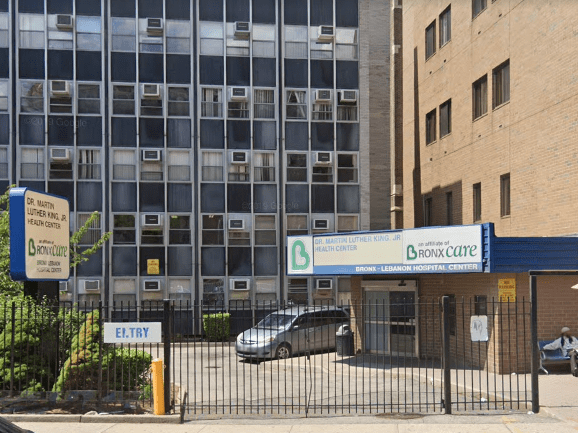 Martin Luther King Jr Health C