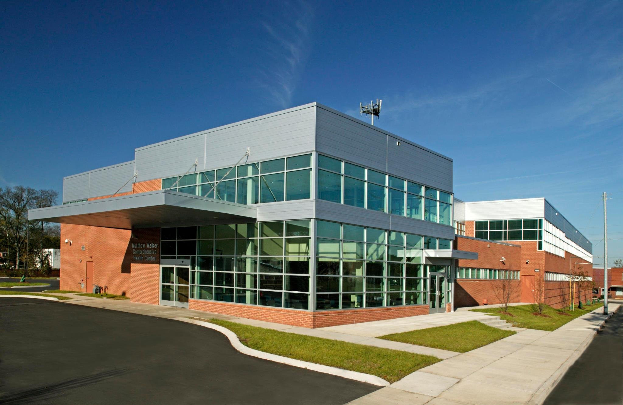 Matthew Walker Comprehensive Health Center- Clarksville