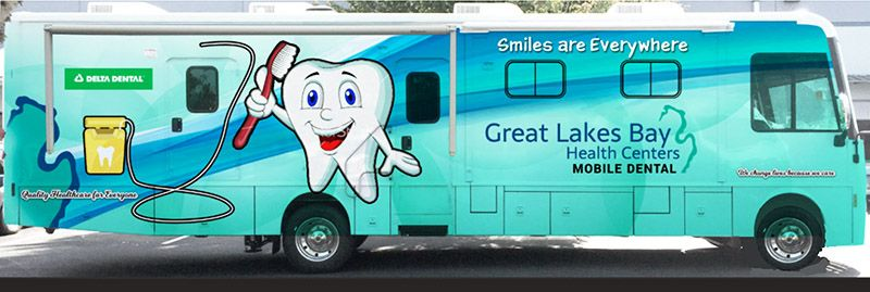 Mobile Dental Bus #1