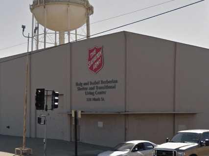 Modesto Salvation Army Shelter
