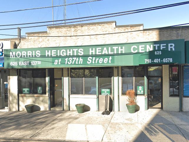 Morris Heights Hc St Anns