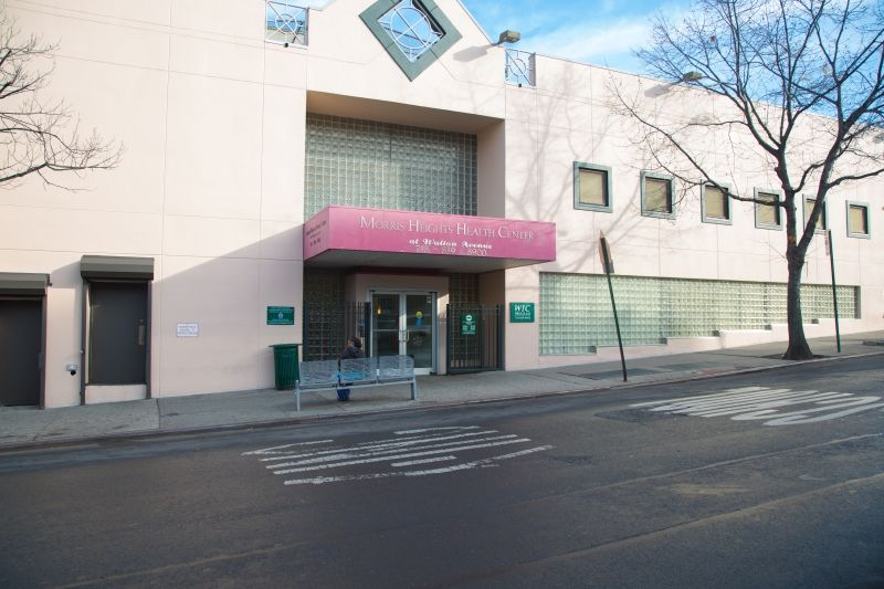 Morris Heights Health Center- Walton