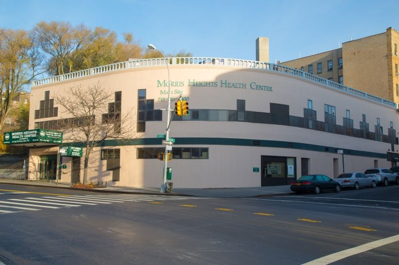 Morris Heights Health Center- Burnside