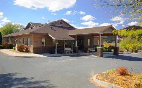 Moses Ludington Nursing Home