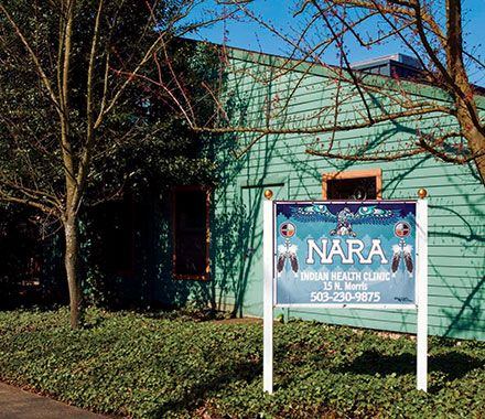 Nara Indian Health Clinic