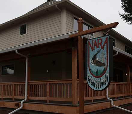 Nara Totem Lodge Community Center