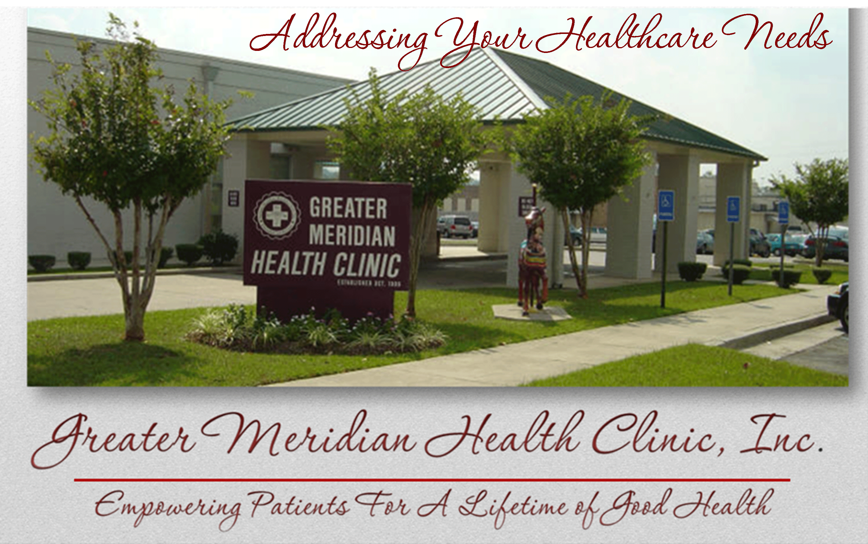 Greater Meridian Health Clinic: Oktibbeha