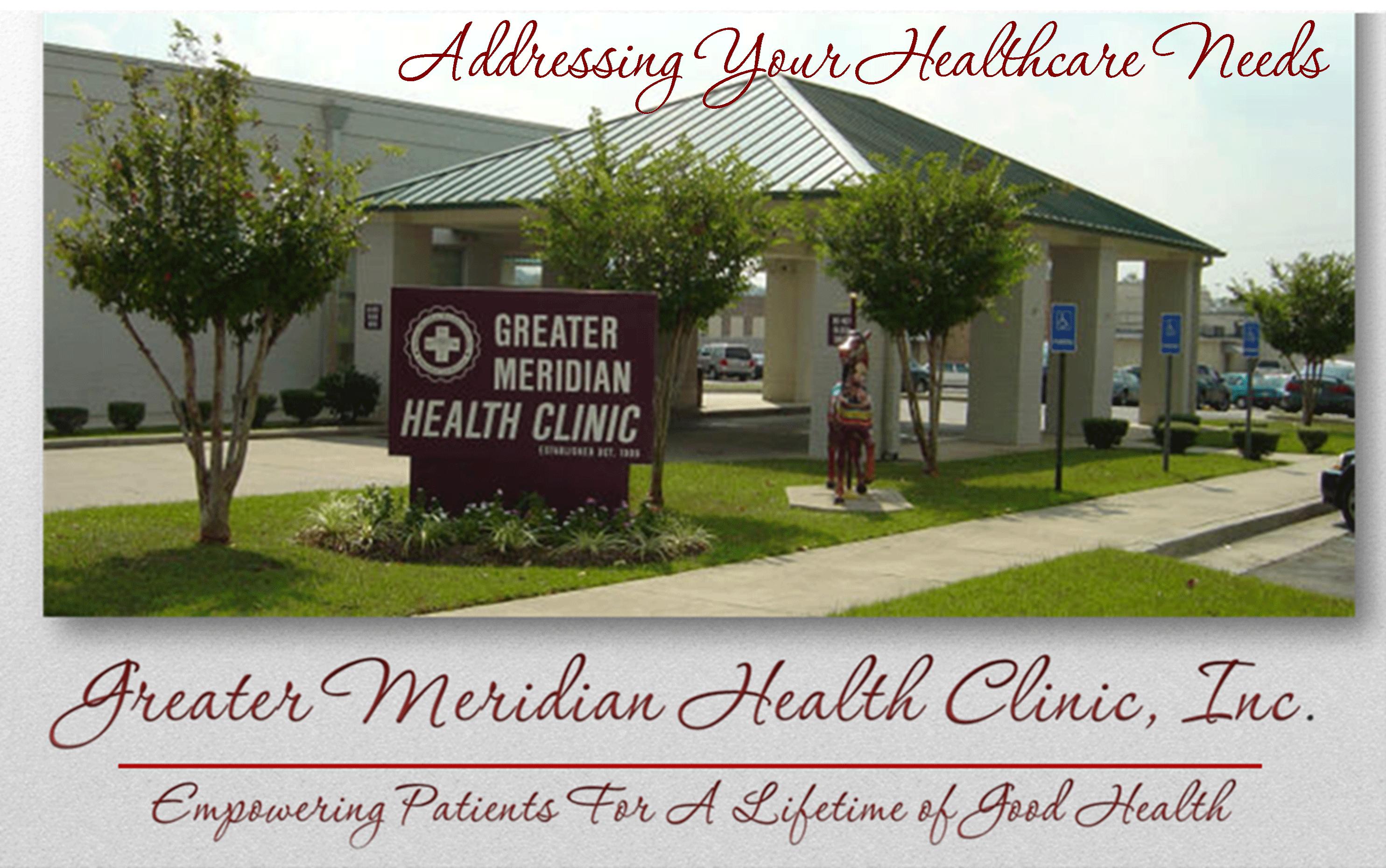 Greater Meridian Health Clinic: Oktibbeha