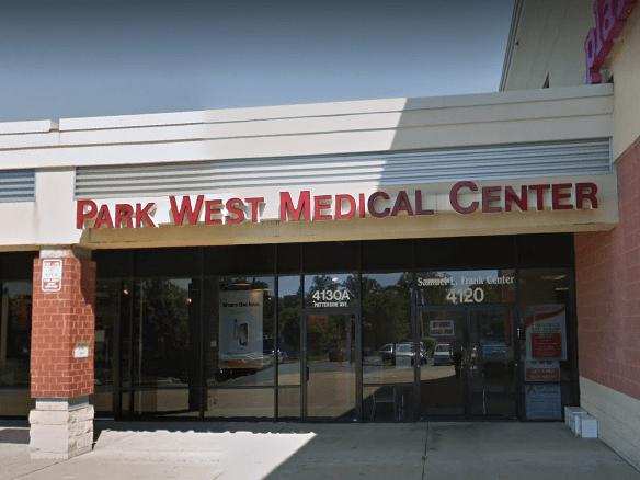 Park West Medical Center Pla