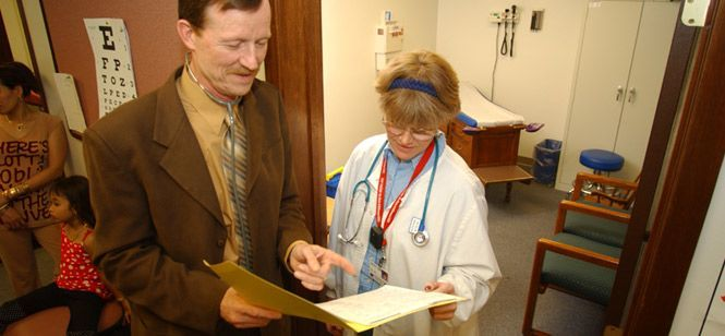 Primary Health Care - Marshalltown