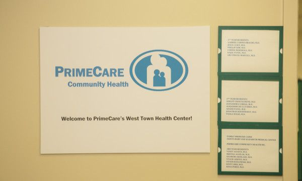 Primecare West Town - Michael Michelini Center for Health