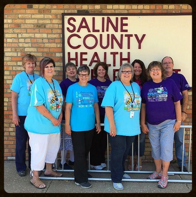 Saline County Health Department -   Nursing Clinic
