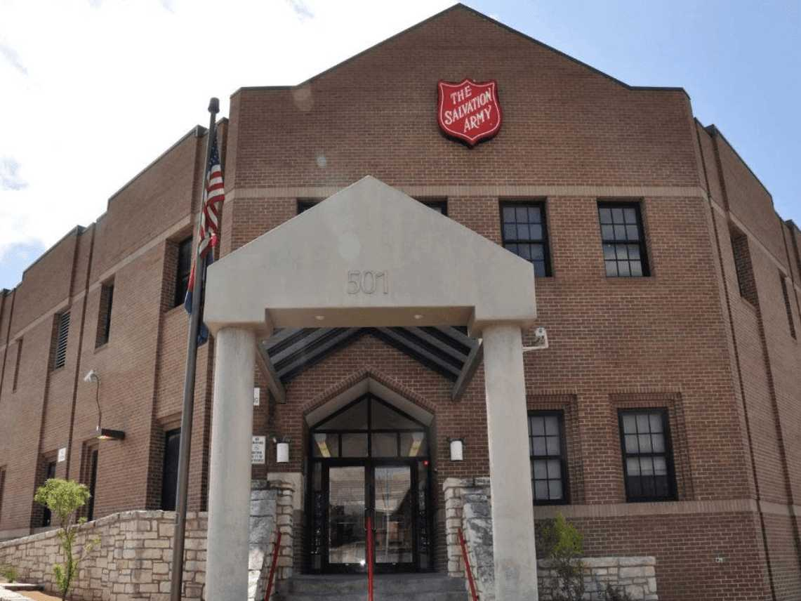 Salvation Army Homeless Clinic