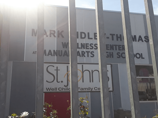 St. John's Well Child and Family Center- Dr. Louis C. Frayser Health Center