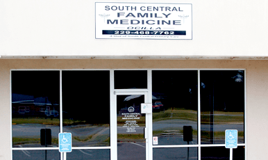 South Central Primary Care Center